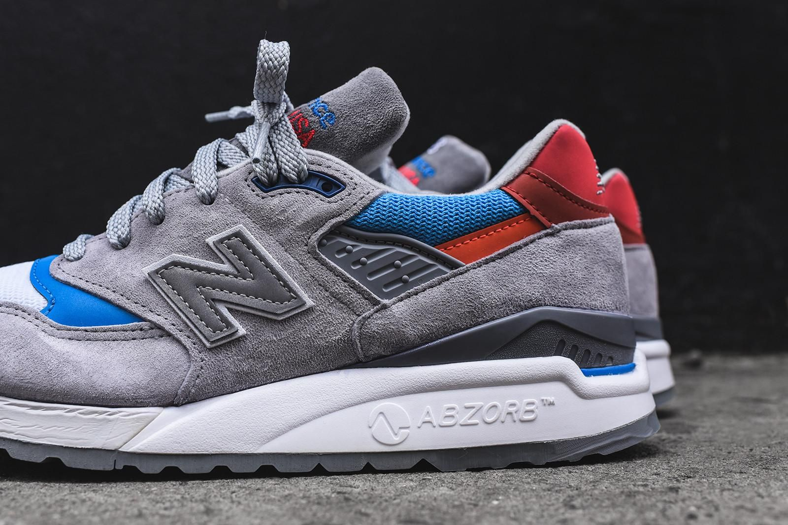 new balance 998 grey blue