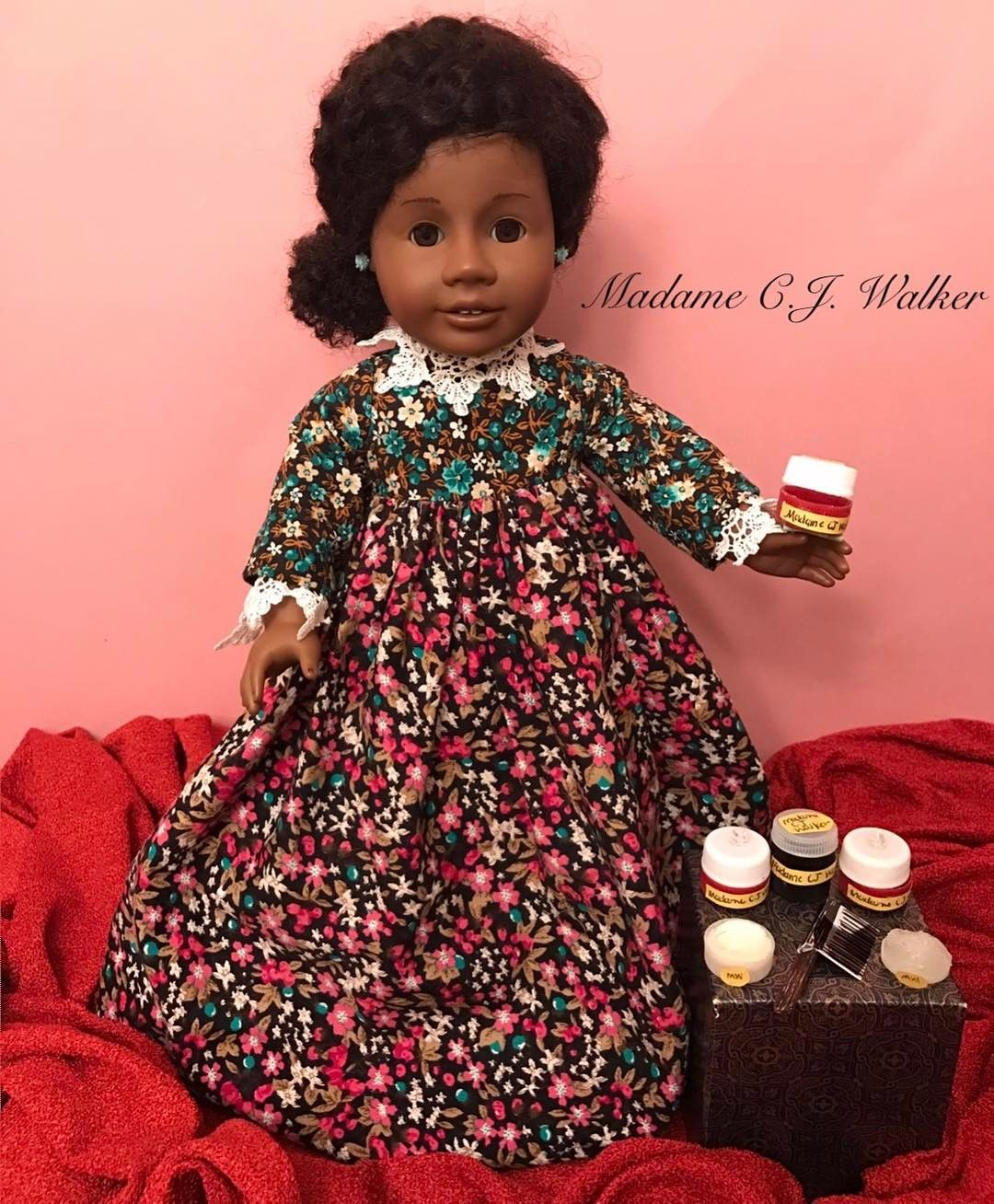 Madam C.J. Walker may be one of America's most successful
