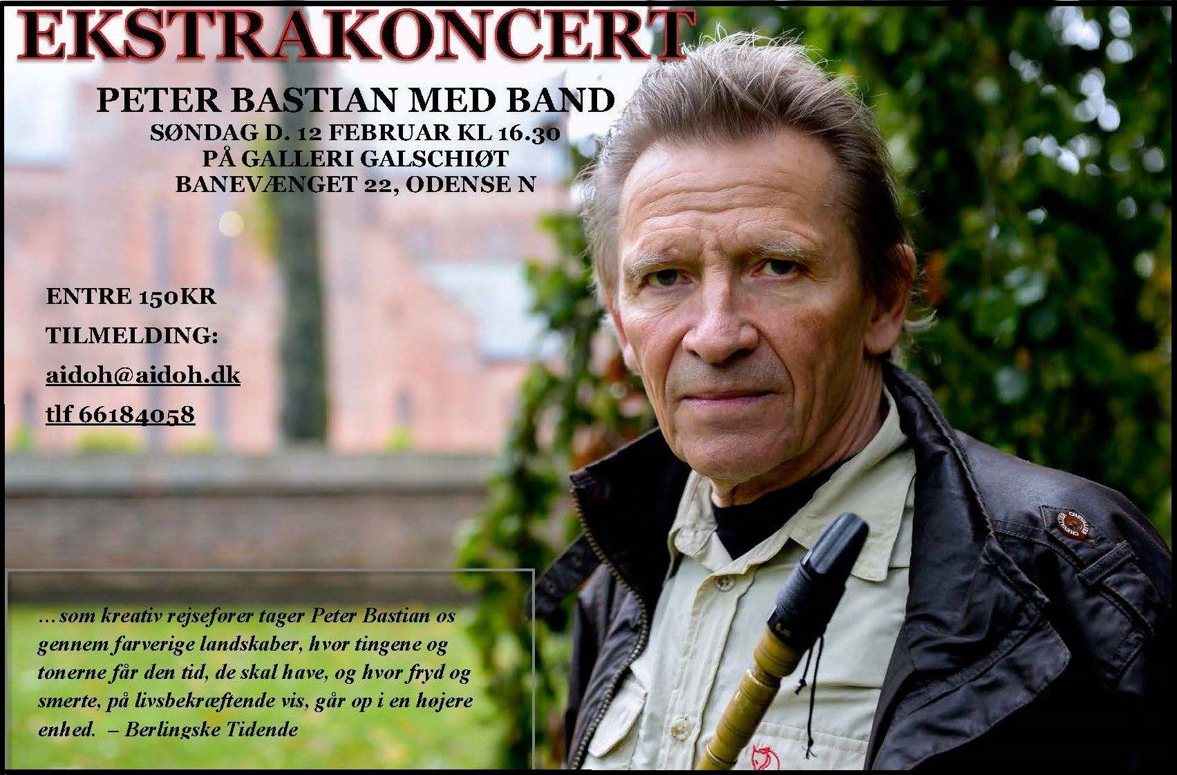 Peter bastian - Galleri Galschiøt - Søndag