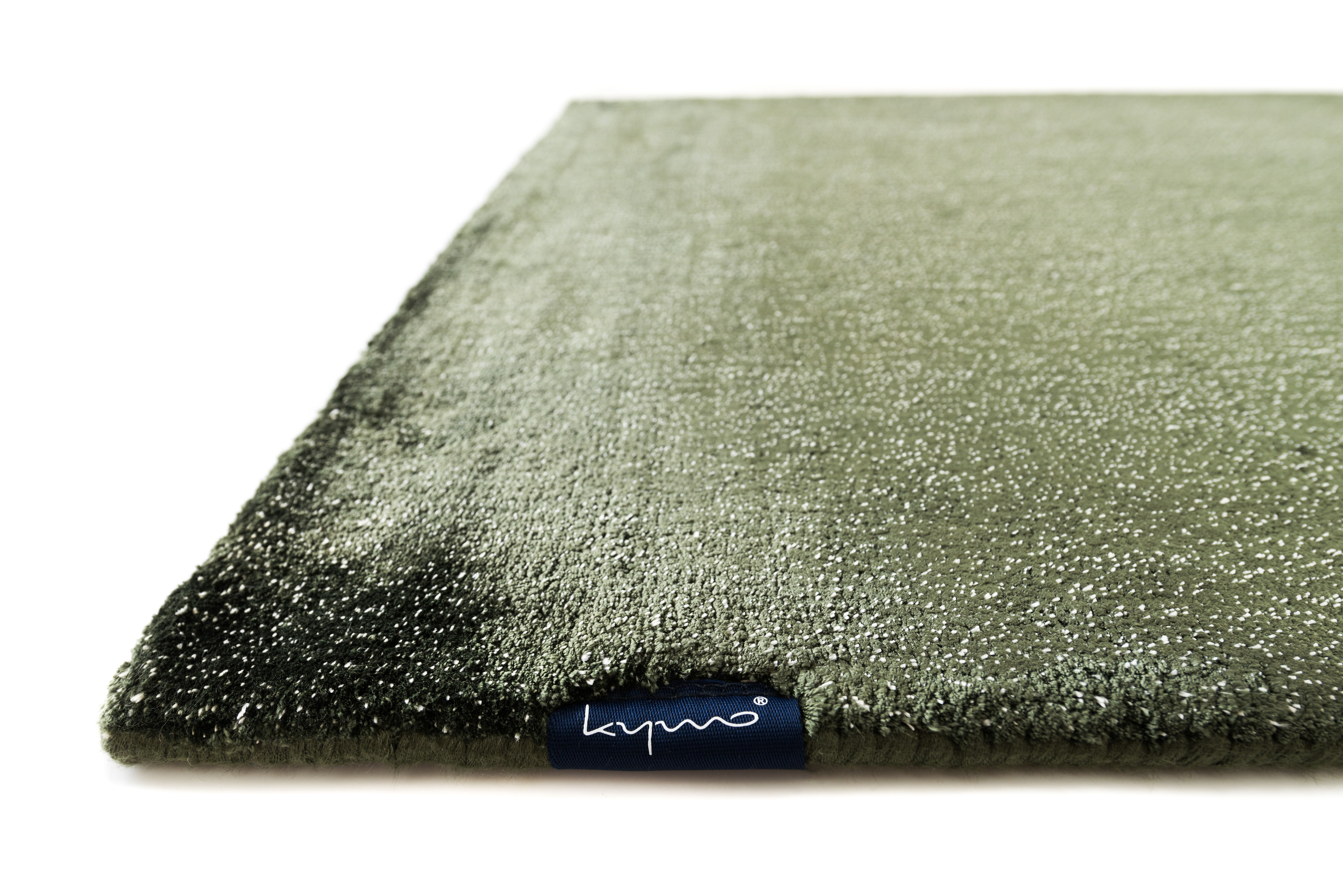 Kymo Floorwear  Space 89 Viscose Carpet With White Linen