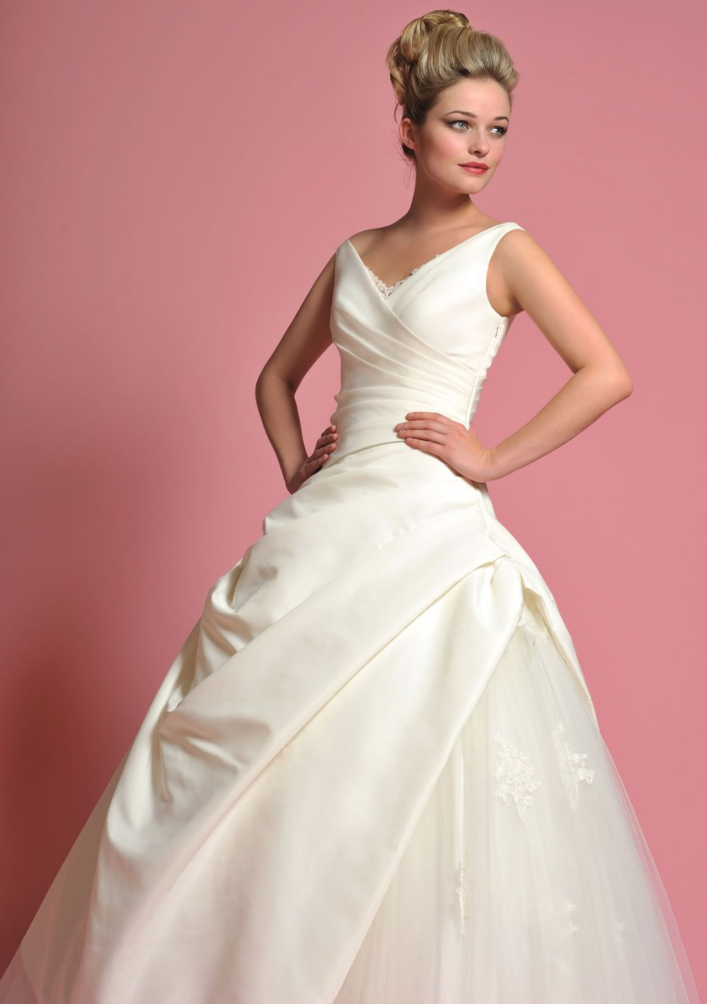 Pink collection - So lovely! http://louloubridal.co.uk | Wedding ...