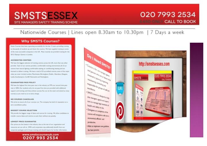 Southend smsts course centres safety training train