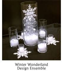 Winter Wonderland Centerpieces Google Search Babyshower