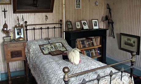 French soldier's room unchanged 96 years after his death in first world war Parents kept room as it was the day he left, and stipulated when they moved that it should not be changed for 500 years