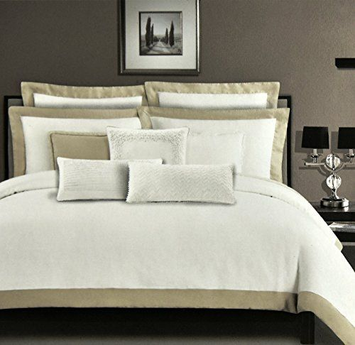 Robot Check Luxury Duvet Covers Tahari Bedding French Style Bed