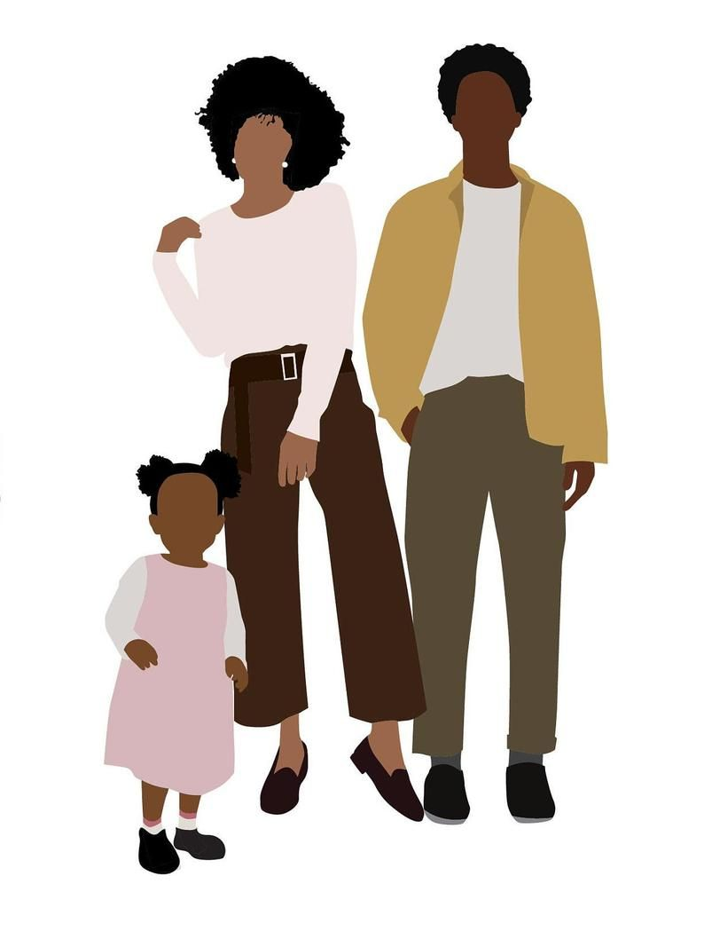 Flat Vector People Pack Family Clipart Ai Eps Png Human Person Man Woman Children Illustration Cutout For Visualization Family Clipart Children Illustration Clip Art