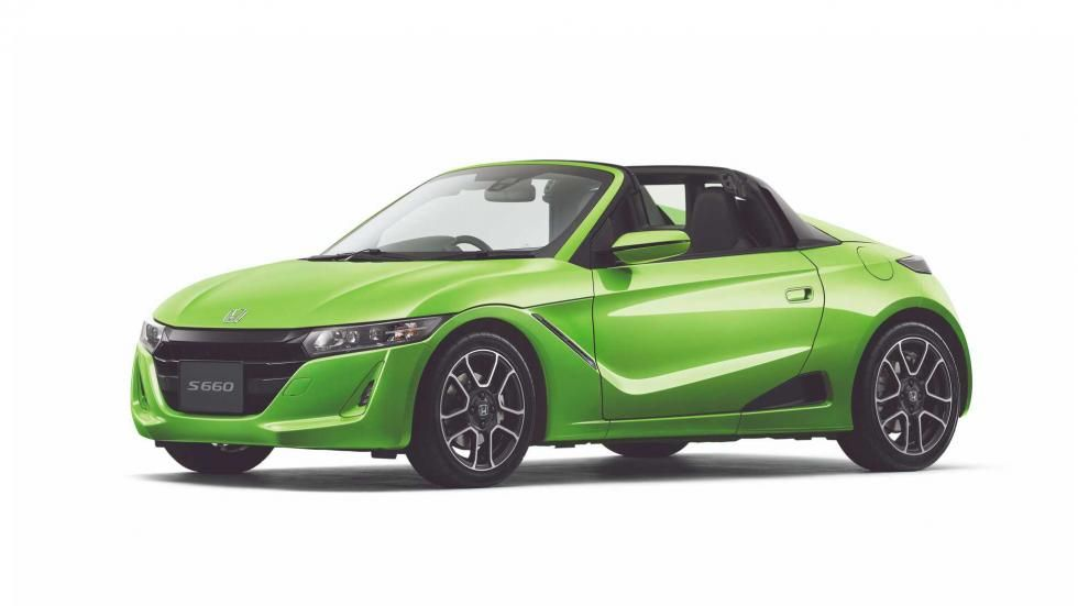 Rejoice The Redesigned Honda S660 Is Still Adorable In 2021 Honda Kei Car New Bmw M3