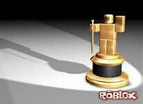 and the roblox grammy award goes to all of you players on roblox