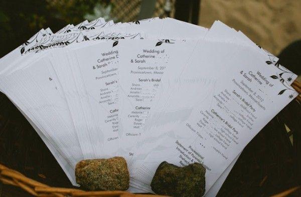 Vistaprint Wedding Programs.How I Used Vistaprint For Basically Everything Wedding Vista