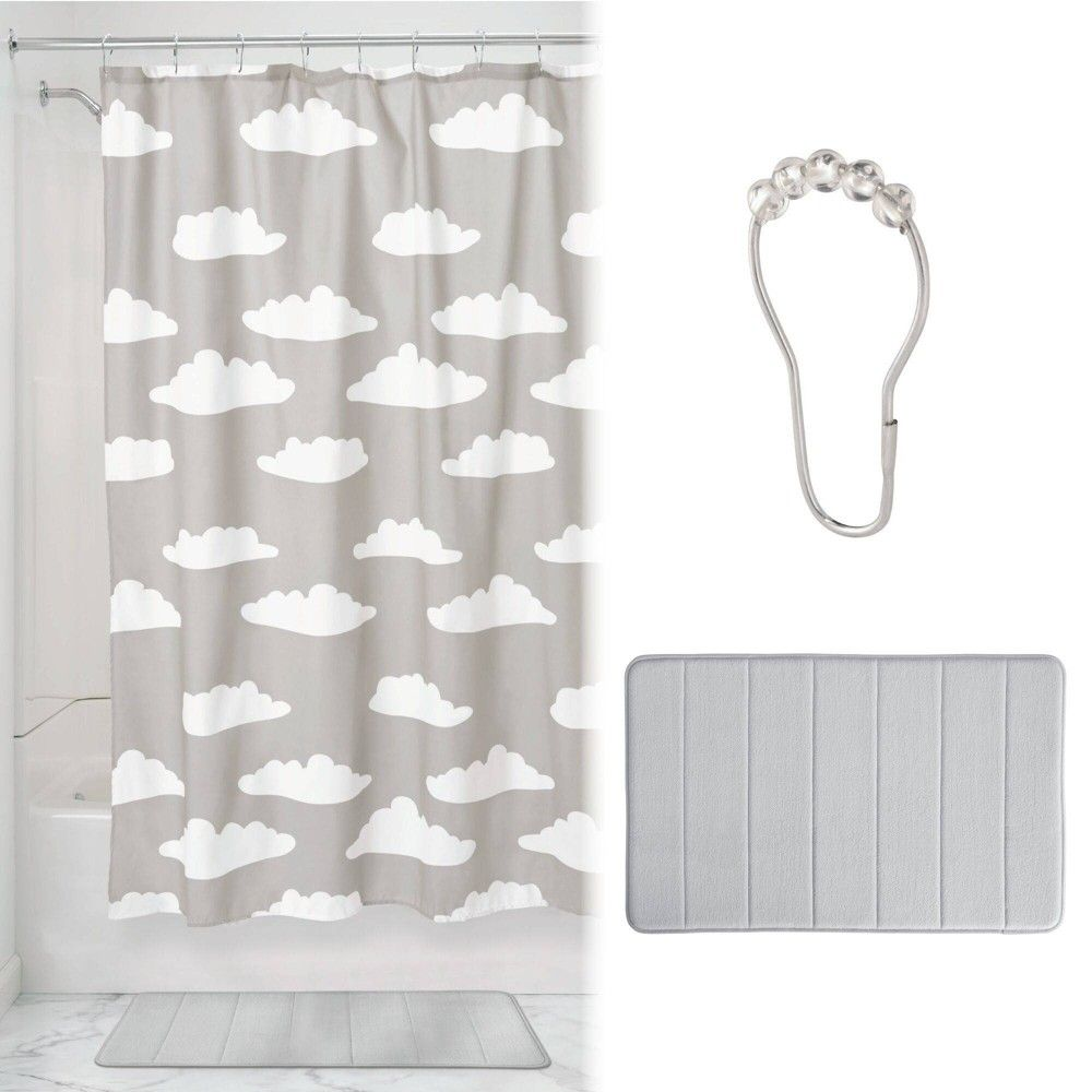 Cloud Shower Curtain Sky Blue Pillowfort Target Patti Wagner