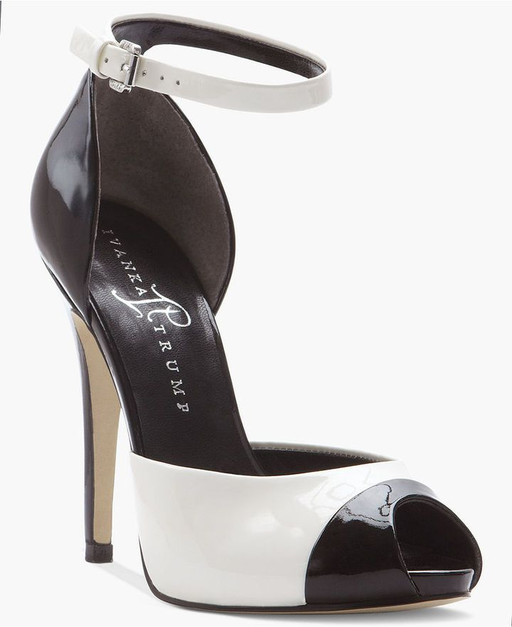 Ivanka Trump Shoes, Barina Platform Pumps