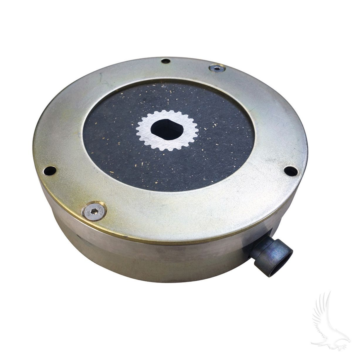 small resolution of motor brake assembly e z go rxv electric