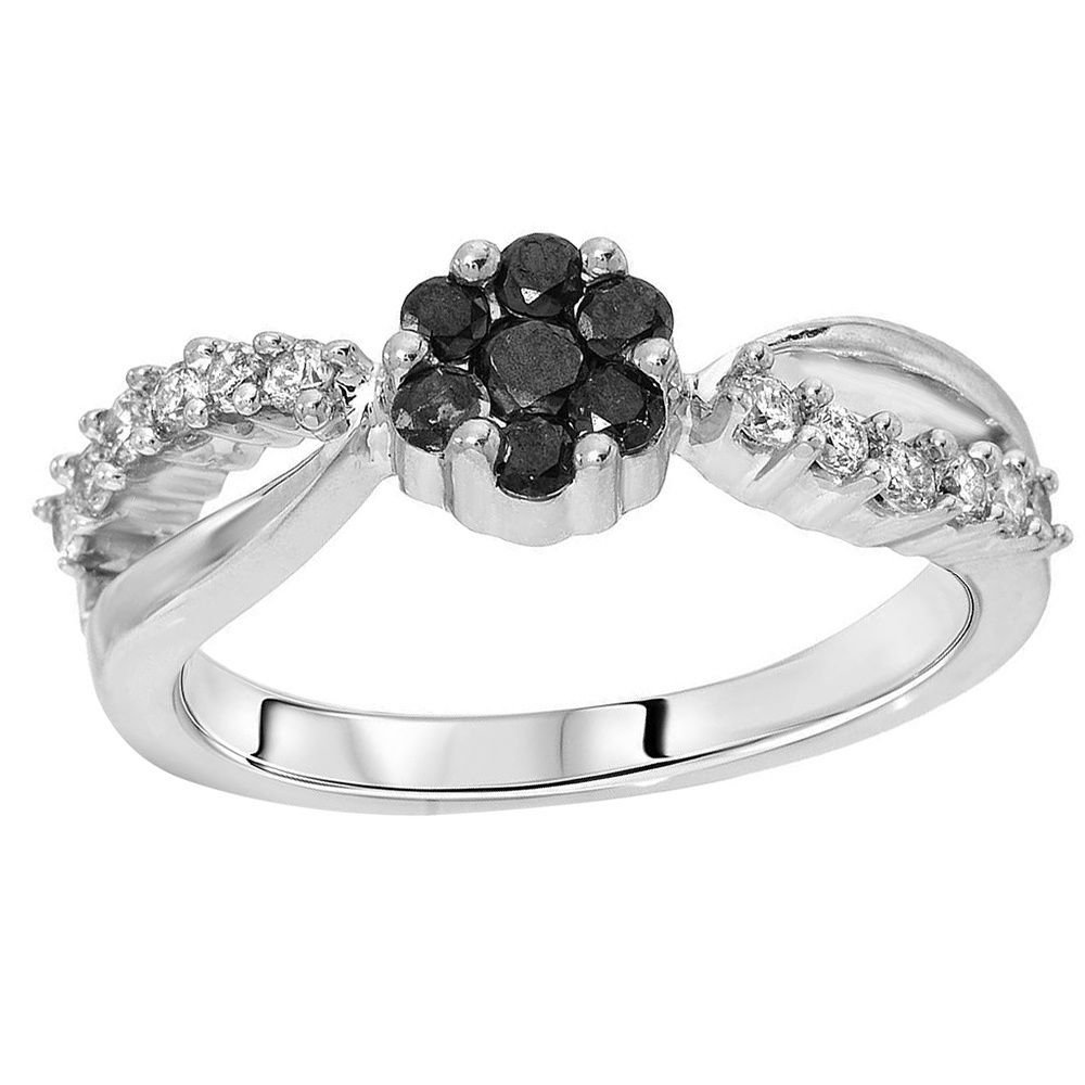 14k Gold 1/2ct TDW Diamond Ring