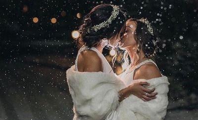 lesbian wedding   Tumblr