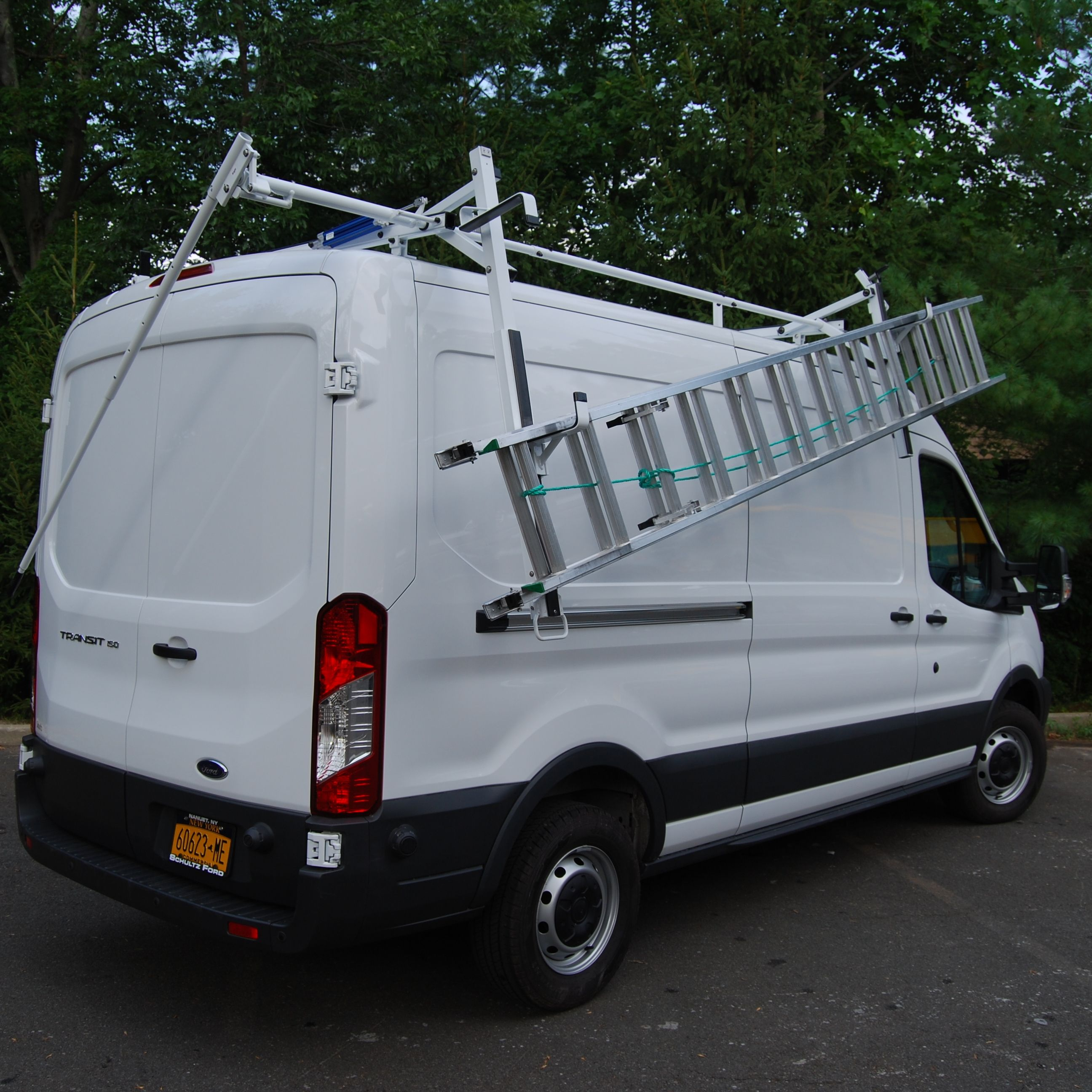 Check Out Our Van Ladder Racks And Roof Racks For Cargo Work Vans