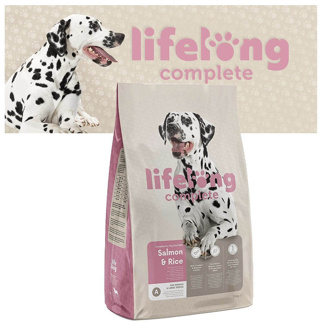 Latest Work For Amazon S Own Brand Lifelong Petfoodpackaging