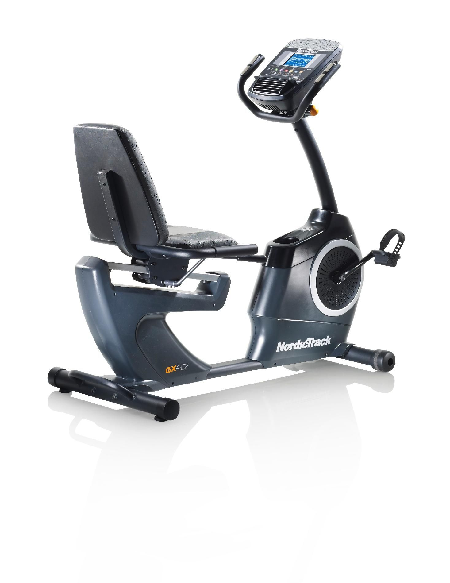 Nordictrack Gx 4 7 Recumbent Cycle Biking Workout Cycling