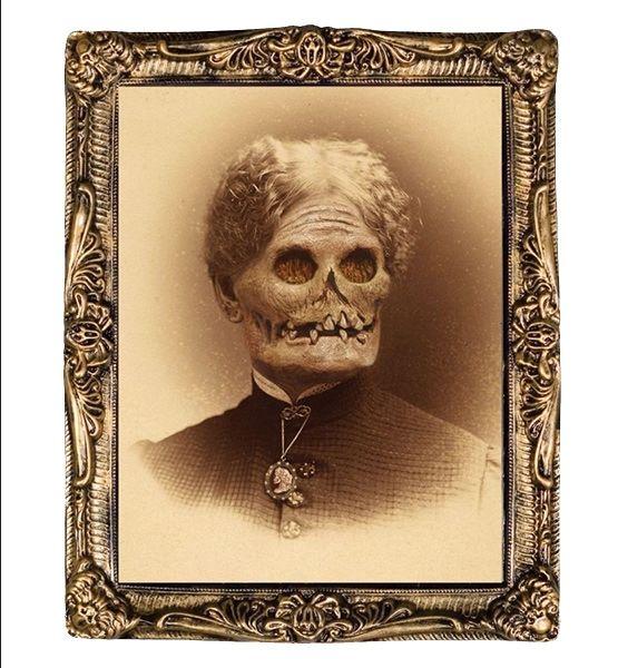 13 Scary Halloween Finds For Grownups: Aunt Hazel