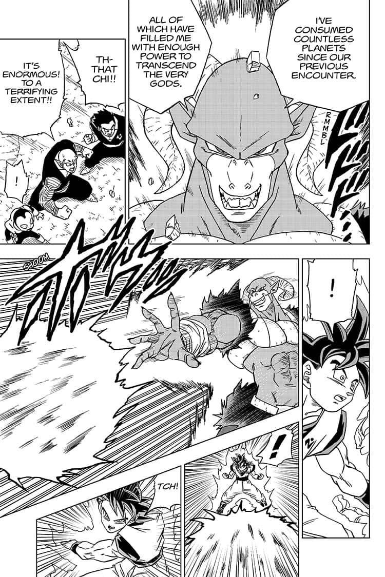 Dragon Ball Super Chapter 59 Online Free Manga Read Image 41 Dragon Ball Dragon Ball Super Dragon Ball Super Manga