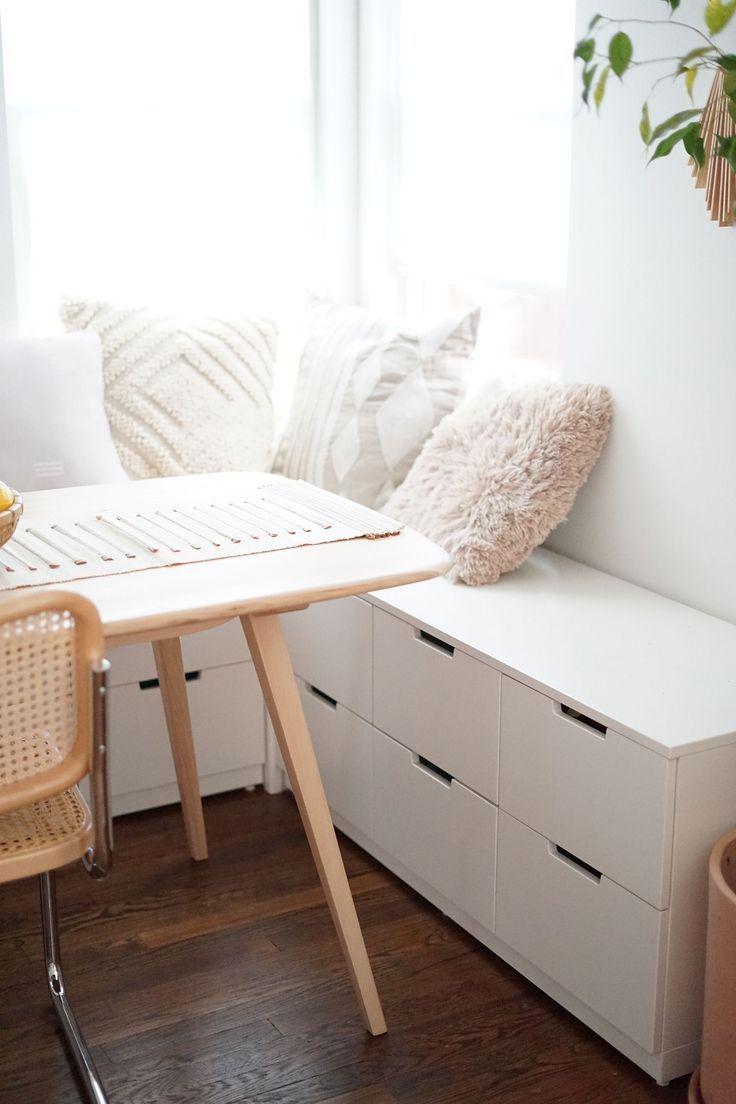 55 gemütliche Ikea Hacks Ideen für Inneneinrichtungen #cozyliving