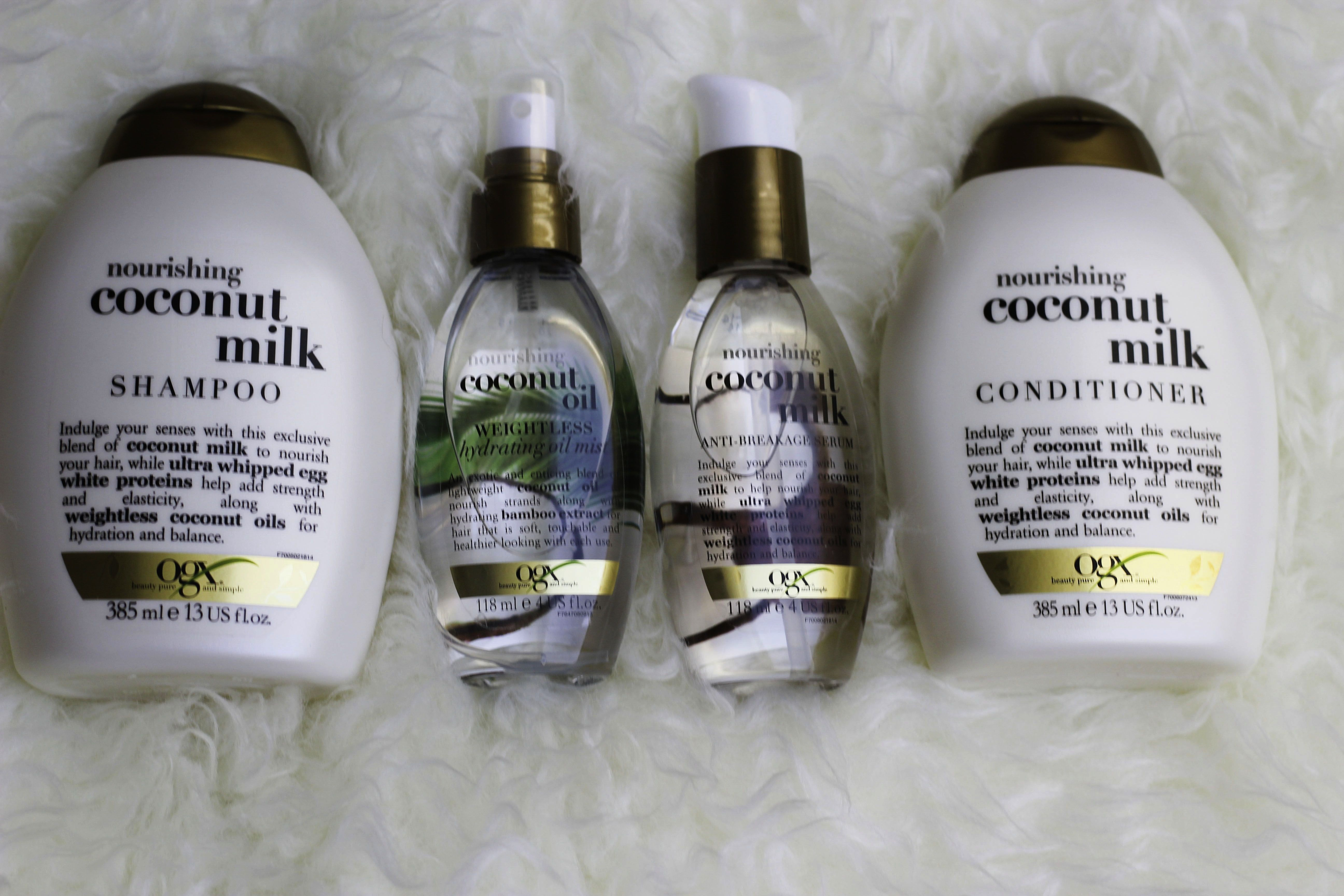Fashionandstylepolice Product Coconut Review Range Milk Hair