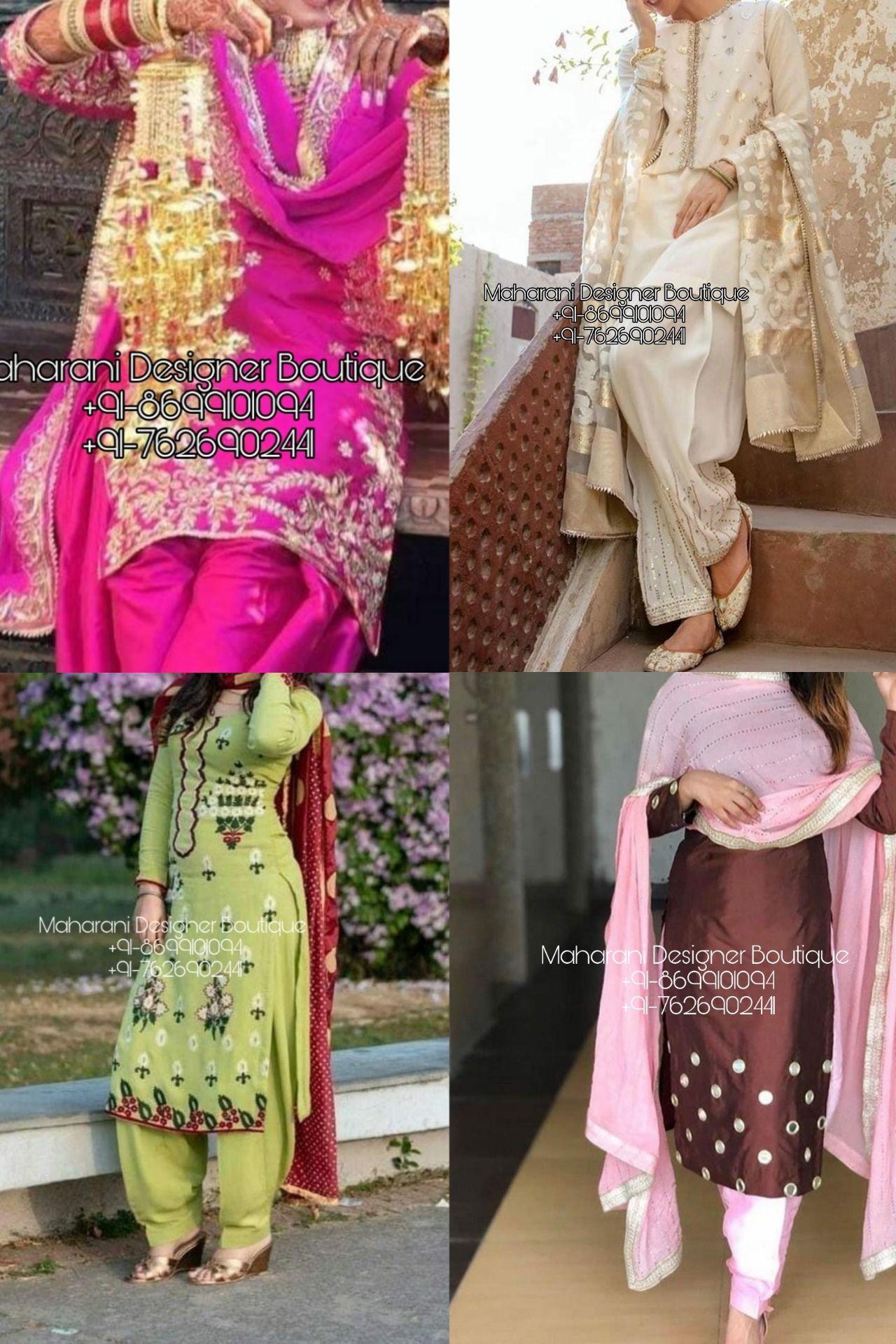 Punjabi Suits Online Boutique Salwar Suit Maharani Designer Boutique Punjabi Suits Designer Boutique Pakistani Designer Suits Designer Salwar Suits