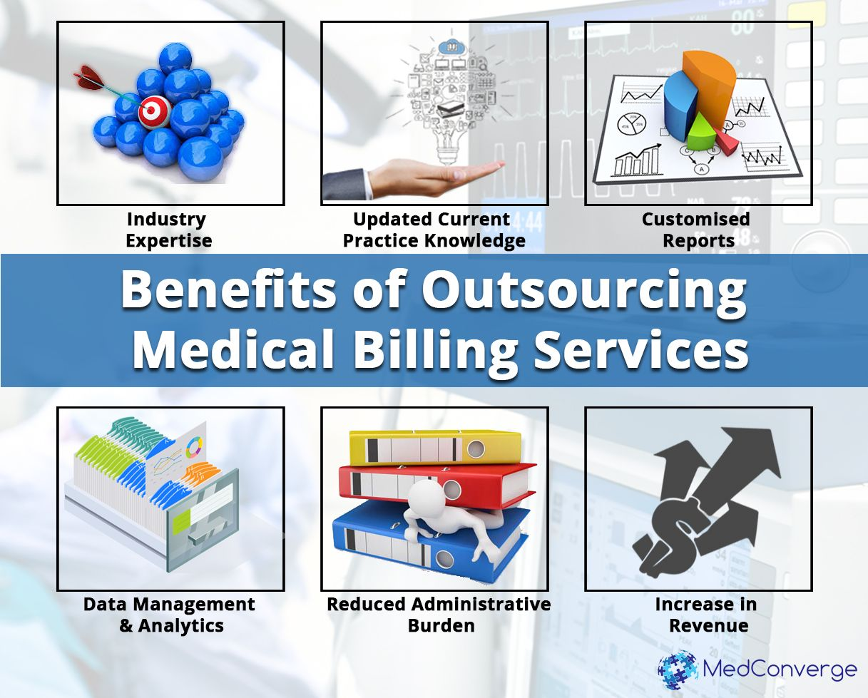 Benefits of Outsourcing Medical Billing Services