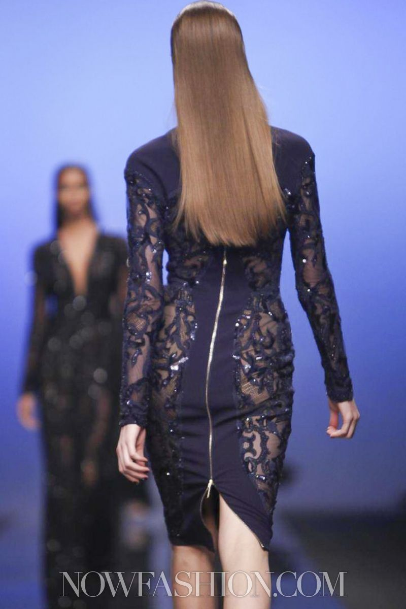 Elie Saab Ready To Wear Fall Winter 2013 Paris