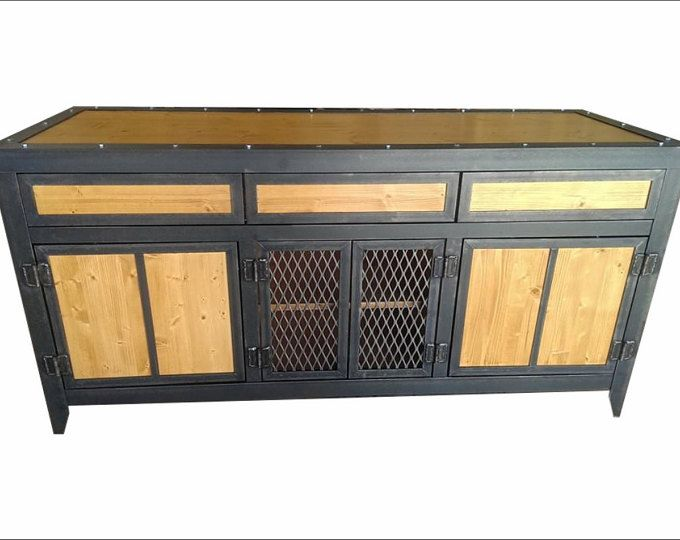 Industrial Locker #046  Industrial Style Furniture by ...