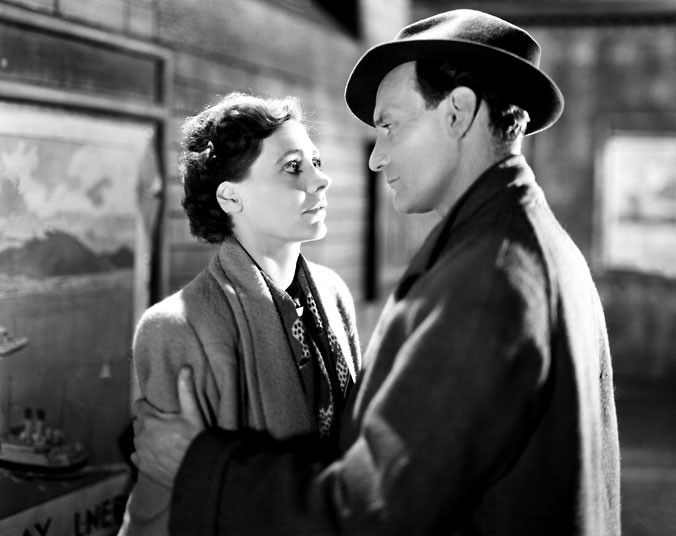 Brief Encounter (1945). Directed by David Lean and starring Celia Johnson and Trevor Howard.
