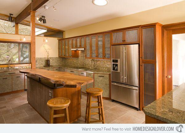 15 Glamorous Asian Kitchen Design Ideas Kitchen Inspiration Design Asian Interior Design Countertop Design