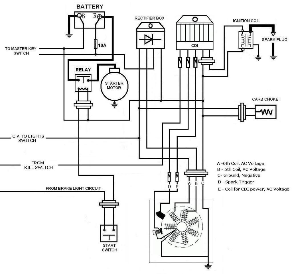139qmb wiring diagram