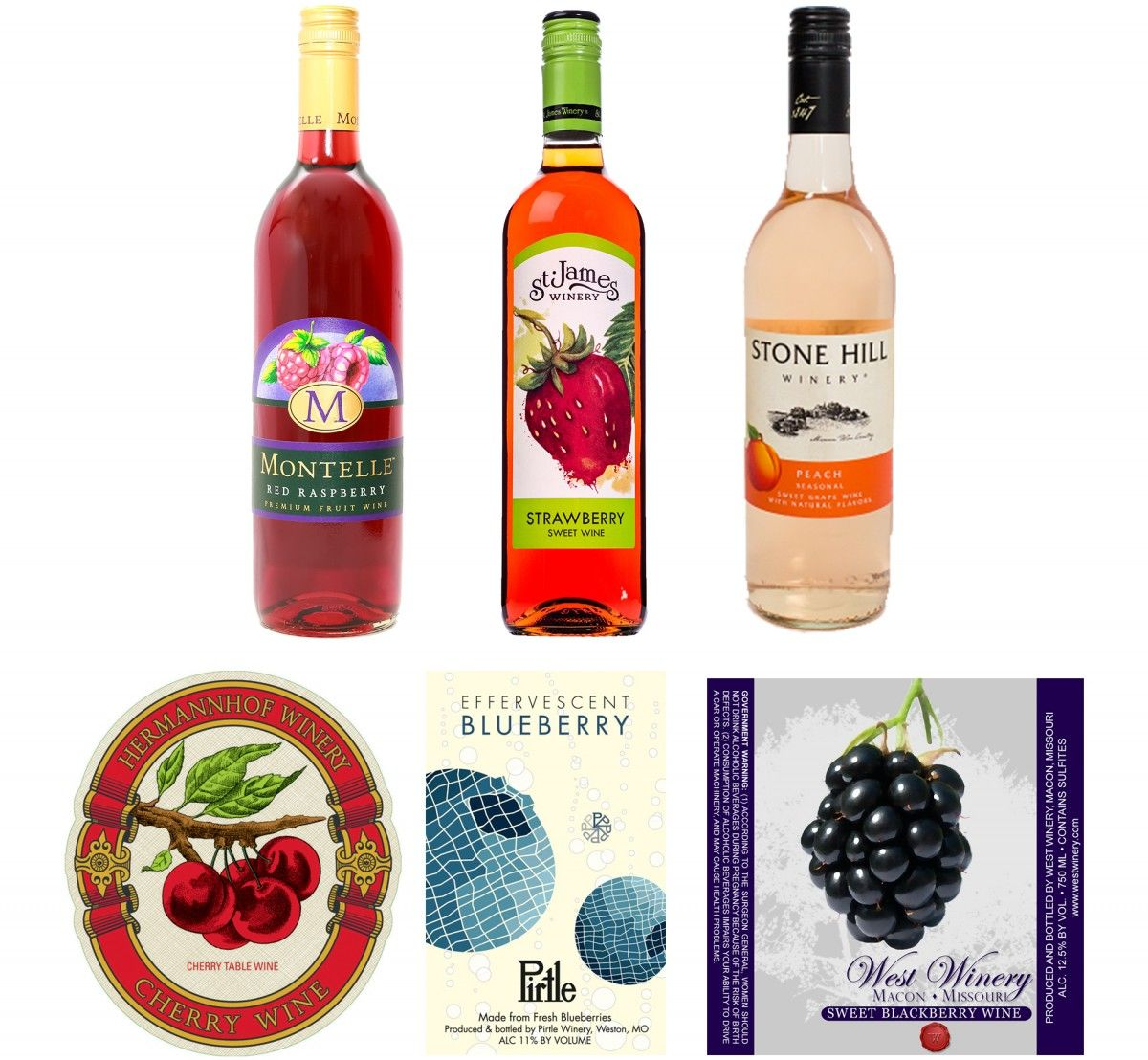 The Unique Wines Of Missouri In 2020 Unique Wines Blackberry Wine Gifts For Wine Lovers