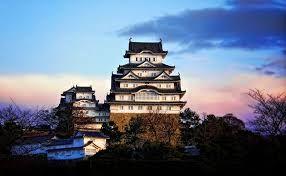 Image result for asian castle winter
