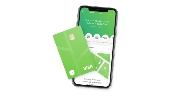This debit card looksand actslike nothing else in your