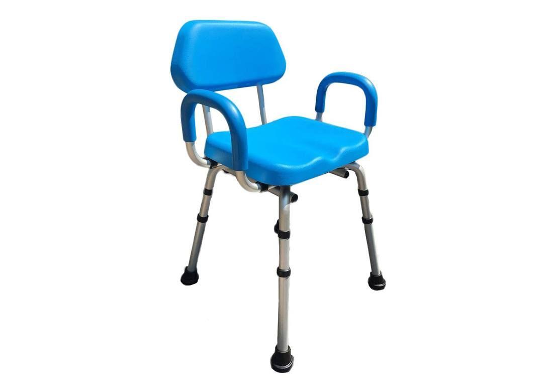 swivel bath chair for elderly