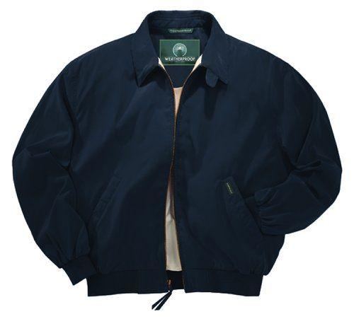 2cca8b26c Weatherproof Garment Co. Men's Microfiber Classic Jacket $43.31 ...