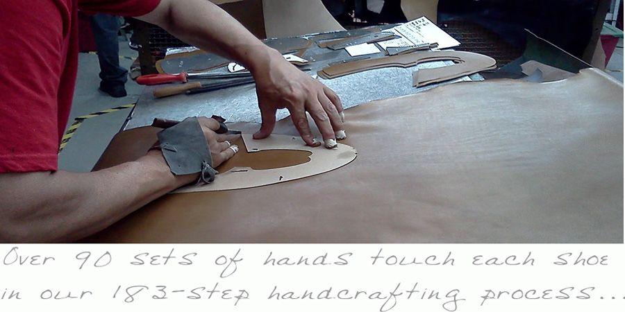 90 sets of hands