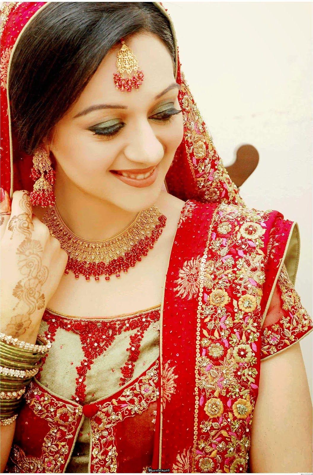 Bridal Part 2 Pakistani bridal makeup, Indian bridal
