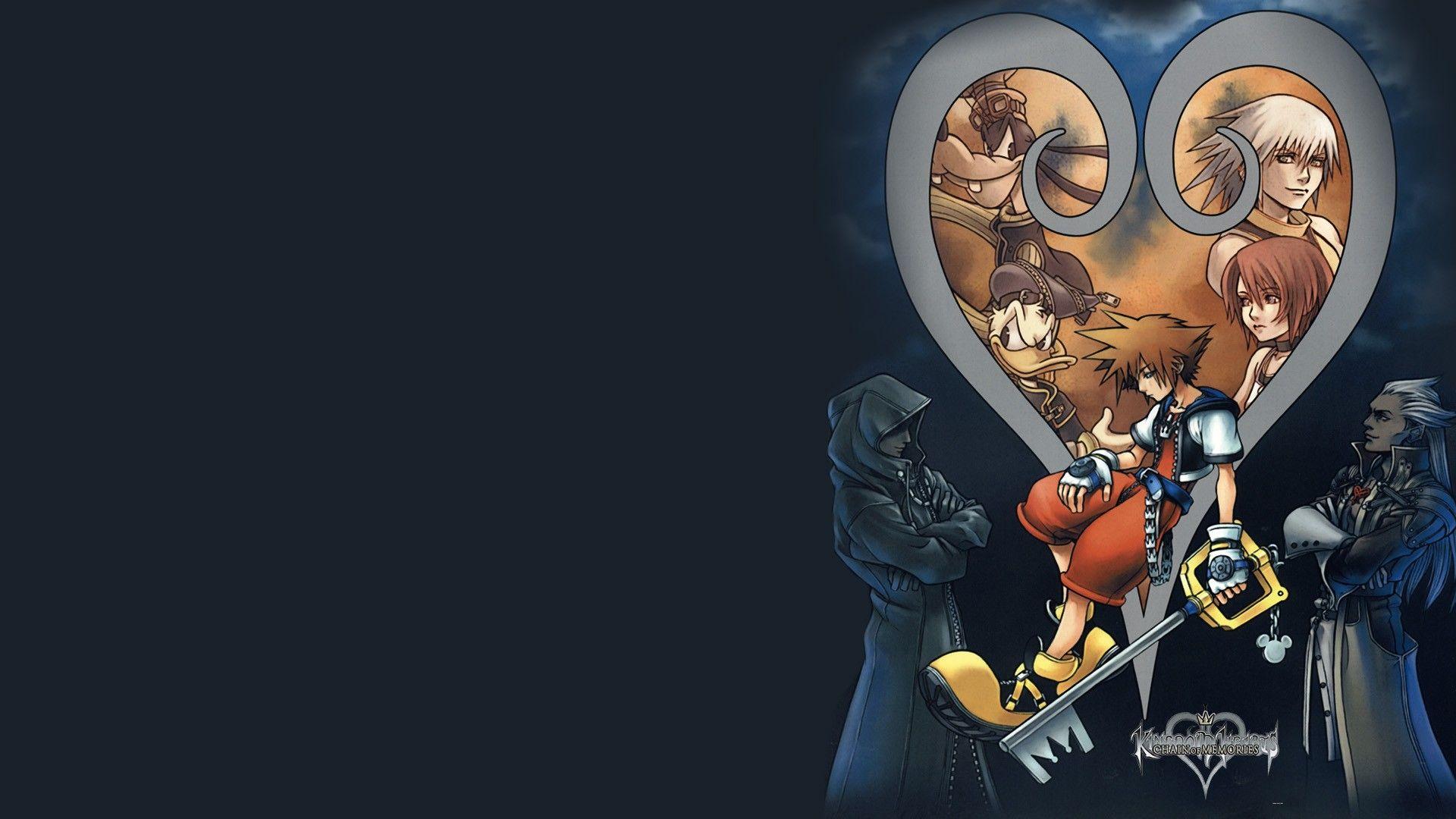 Awesome Kingdom Hearts Desktop Wallpaper Kingdom hearts