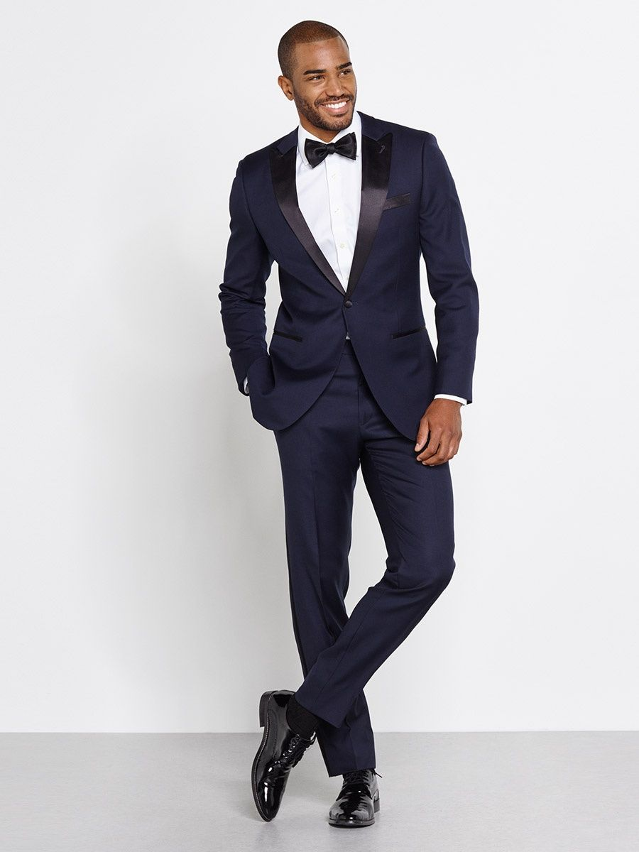 From The BLK TUX -- this is what Blake Smith said he used for his ...