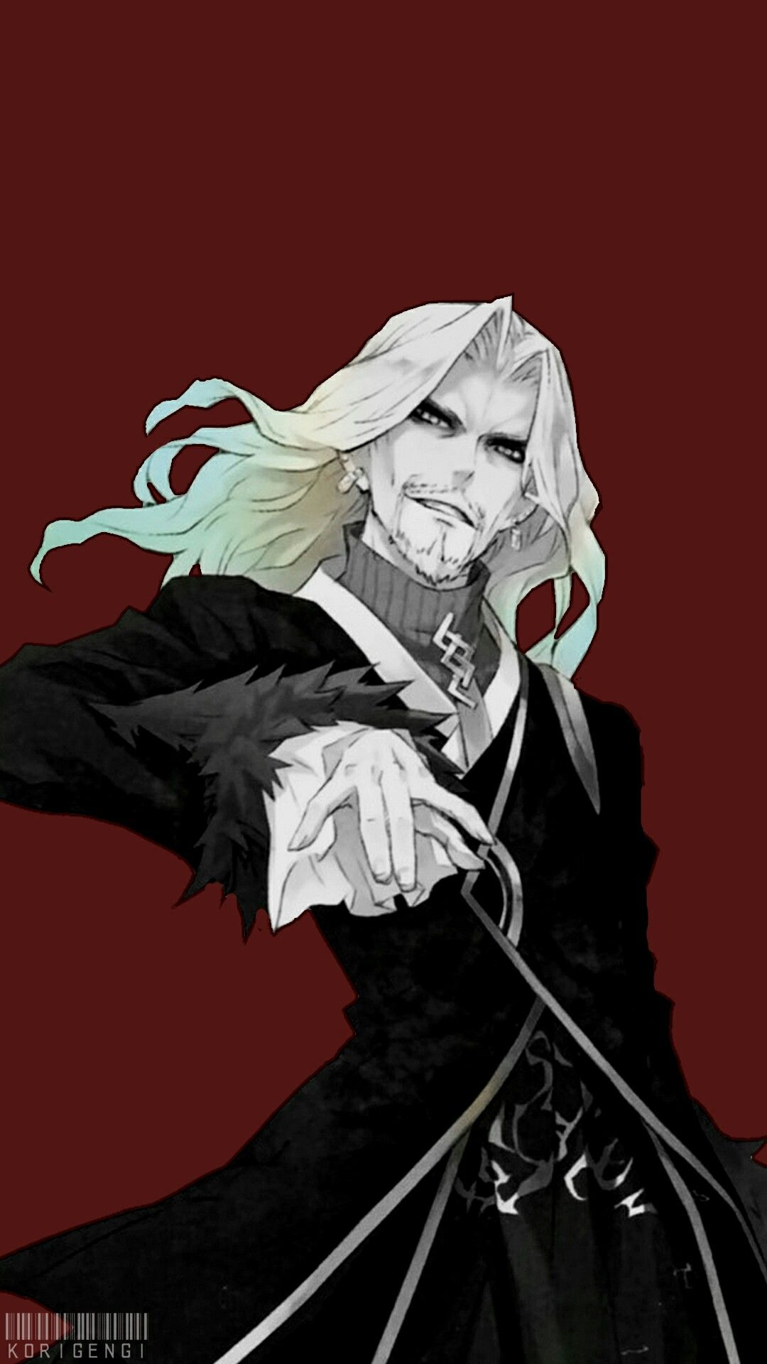 Idea by WACKY ARTISTRY on FATE (All Series) Vlad the