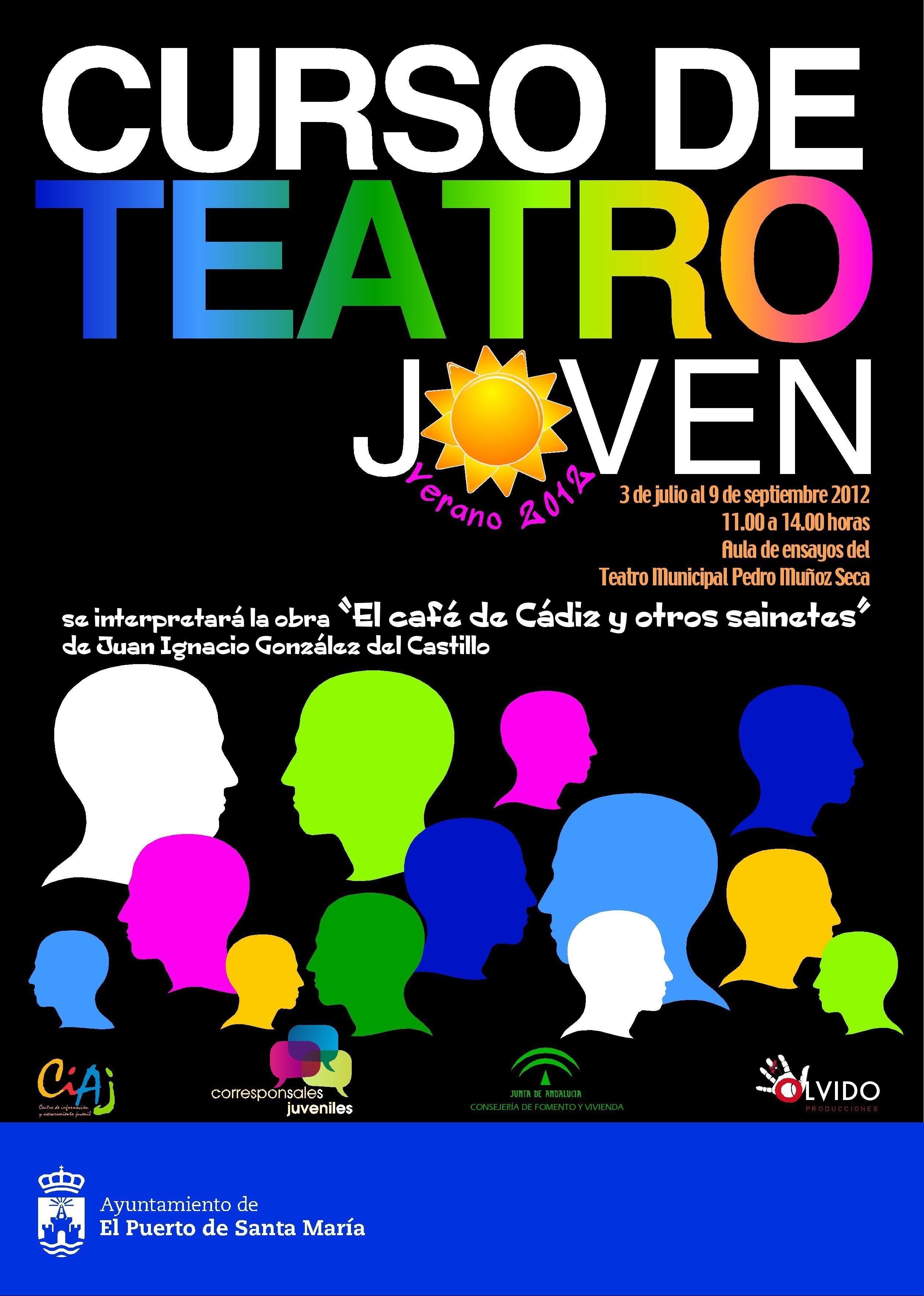 Si te gusta el teatro, ya tienes plan para este verano.    Más información:  http://www.facebook.com/events/154390914695006/
