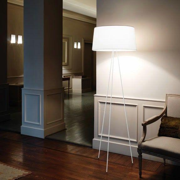 Tripod Lampadaire Tronconi Lampe De Salon   Christophe Pillet Tripod  Lampadaire I Lampe Design Luminaire Exterieur Applique Lampadaire  Plafonnier Eclairage ...