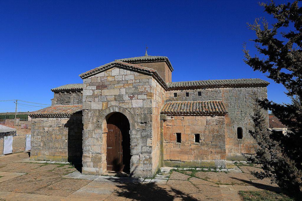 Eglise wisigothique San Pedro de la Nave