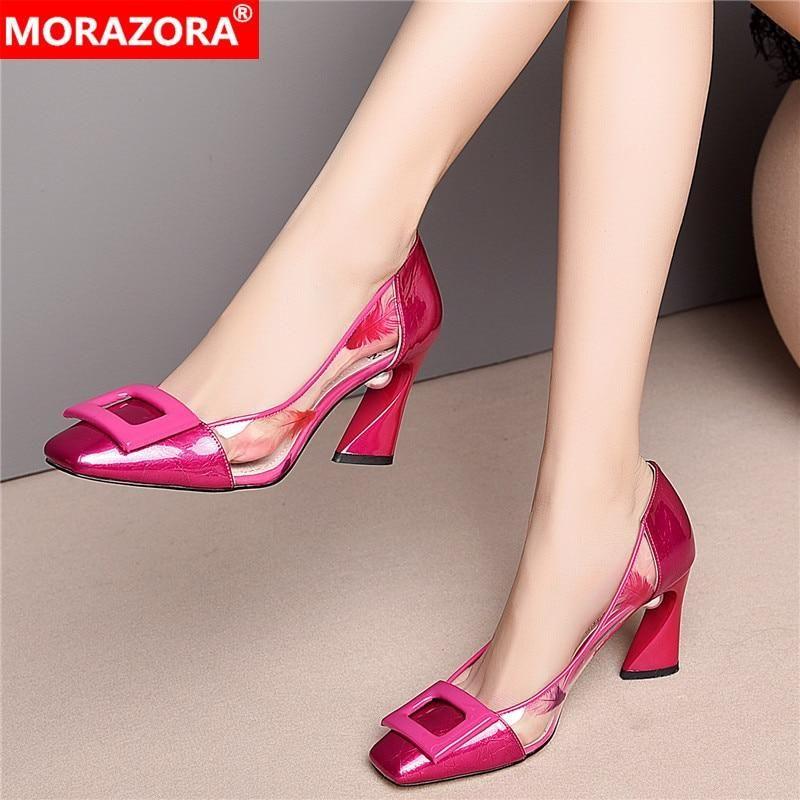 QUTAA 2020 Women Sandals Fashion Women Shoes Platform