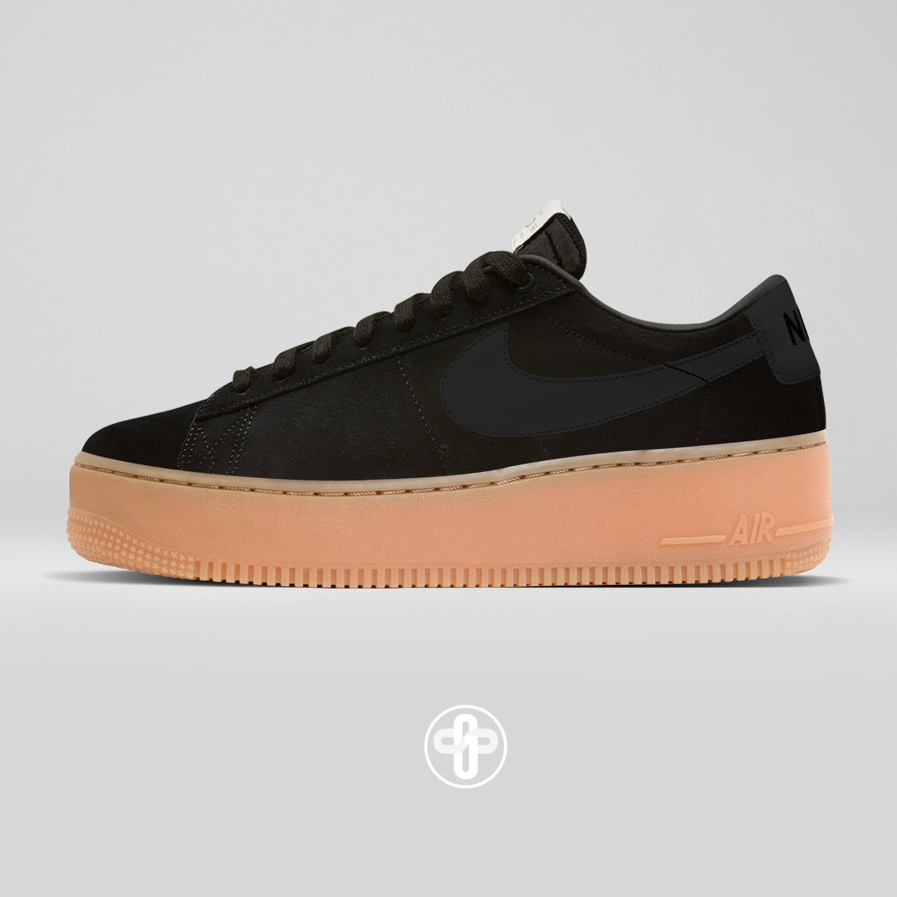 Nike Blazer Creeper Black Gum