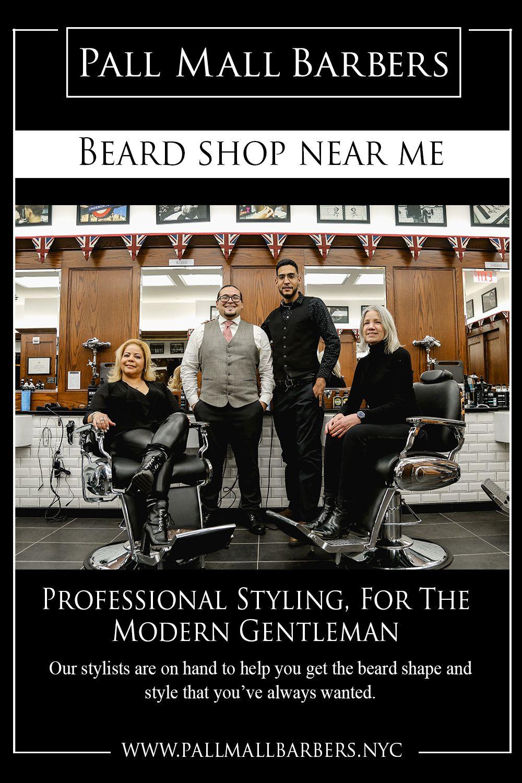 Beard Shop Near Me in 2020 Best barber, Barber, Pall mall
