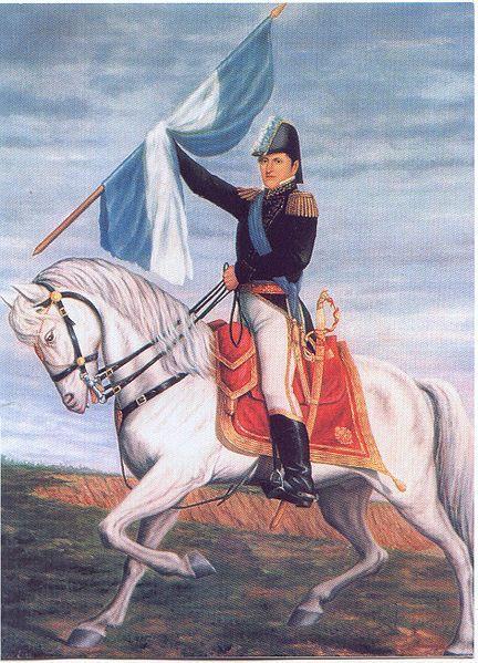 The Flag Belgrano Y La Bandera Manuel Belgrano Belgrano Historia De America