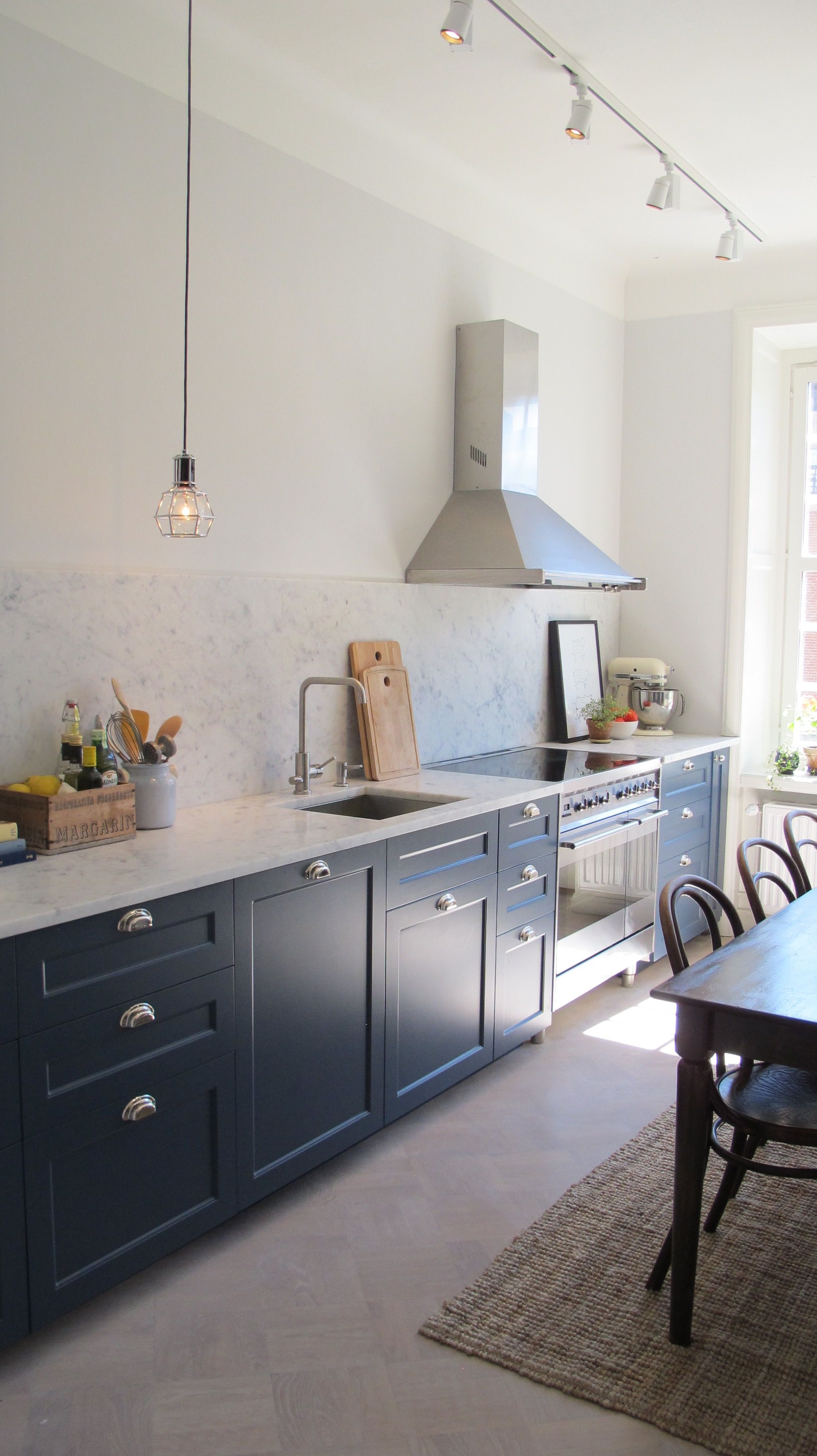 NCS-koden på vårt kök är S7010-R90B och luckorna har profil 2 | I ...